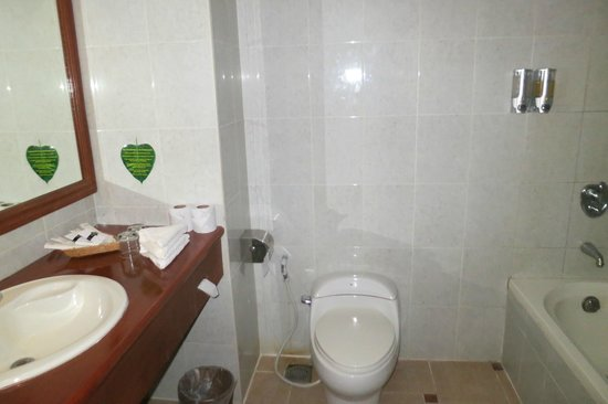 Soria Moria Boutique Hotel: Bathroom