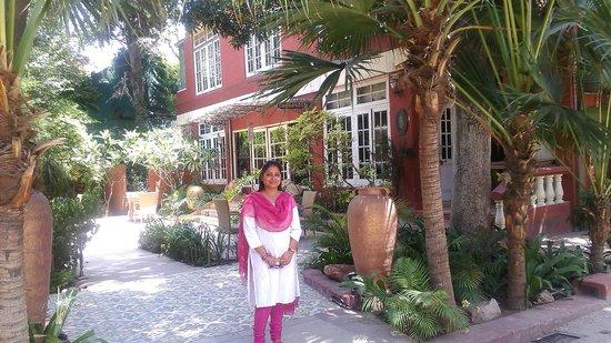 Ranjit's SVAASA: charming property