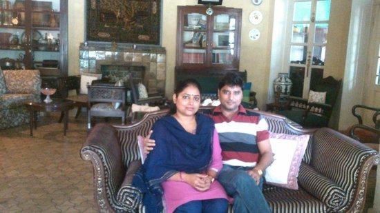 Ranjit's SVAASA: Beautiful Lounge