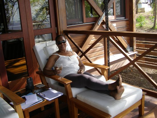 Secret Bay: Relaxing at the Secret /Bay