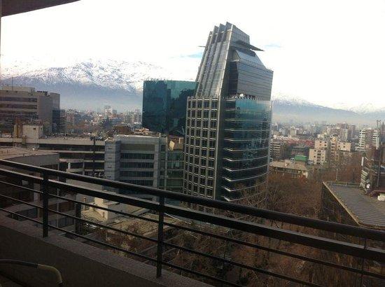 Travel Place Departamentos: Vista do apartamento