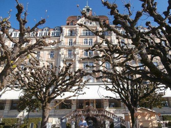 The Hotel Palace Luzern