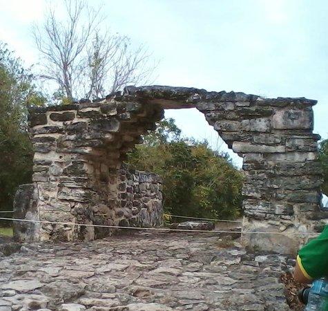 San Gervasio Mayan Archaeological Site: Ruins at San Gervasio