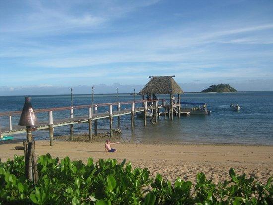 Plantation Island Resort: Island hopping