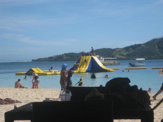 Plantation Island Resort: The water park