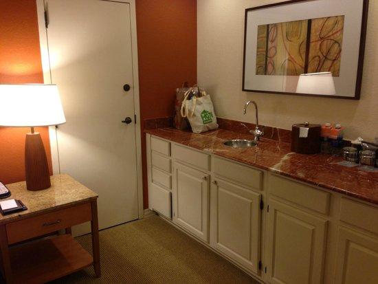 Hyatt Regency Indian Wells Resort & Spa: Sink area