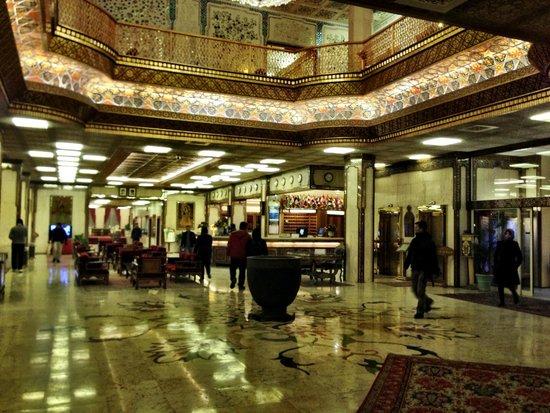Abbasi Hotel: Lobby