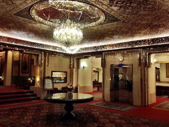 Abbasi Hotel: Lobby Area
