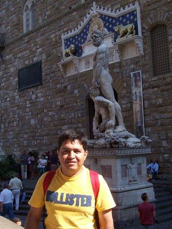 Accademia di Belle Arti (Galleria dell'Accademia): Florencia