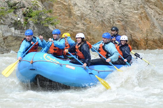 Hydra River Guides: Rafting!
