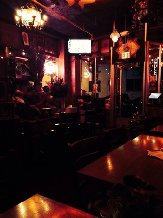 Barley Mill Pub: Saturday night jammin'