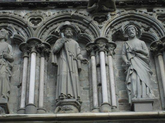 Cathédrale de Nidaros : Saint Jacques