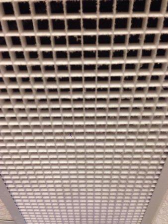 Hyatt Regency San Francisco : Dirty vent