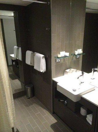 Rydges Sydney Airport Hotel: Vanity