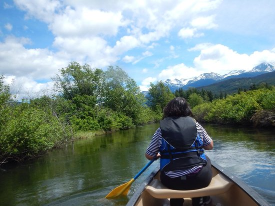 Whistler Eco Tours - River of Golden Dreams: Canal