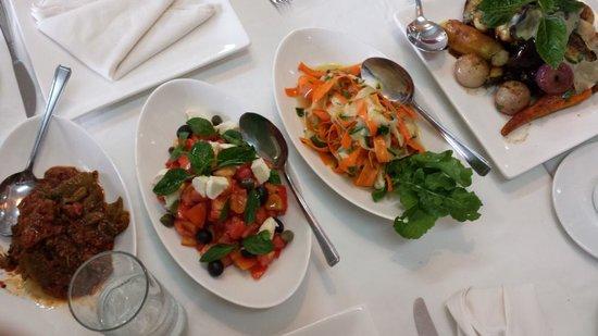 Butcher's Shop: Veg Dishes 1