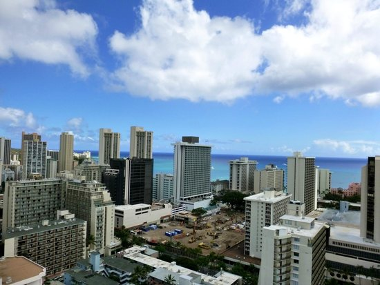 Aqua Skyline at Island Colony: Part Ocean view from Lanai
