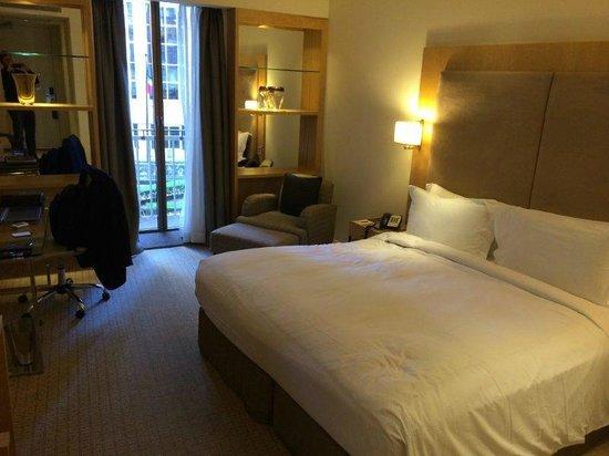 Sofitel Sydney Wentworth: Bedroom