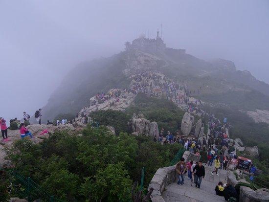 Mount Tai: Восход
