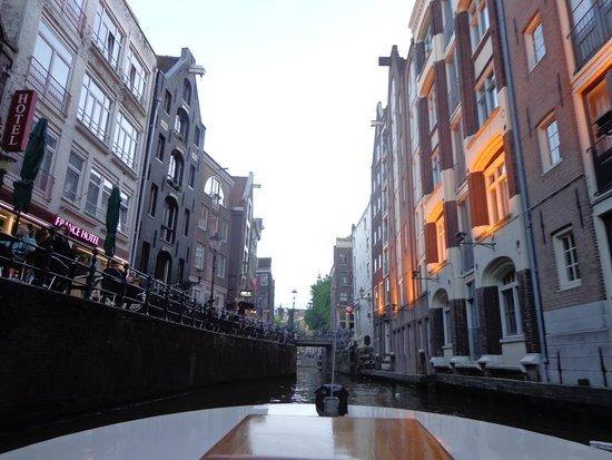Amsterdam Jewel Cruises - Dinner Cruise: Evening Vieww