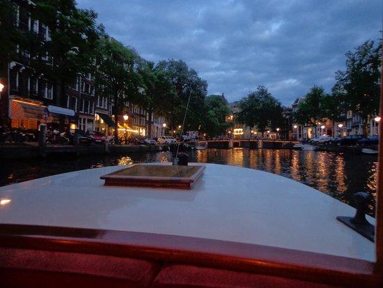 Amsterdam Jewel Cruises - Dinner Cruise: Late Evening View