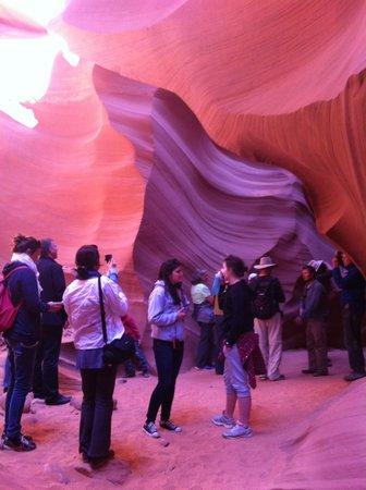 Bindlestiff Tours - Day Tours: Antelope Canyon