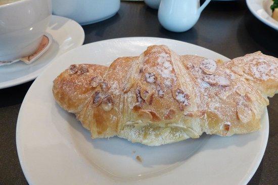 Patisserie Valerie - Marylebone Village: Almond Croissant