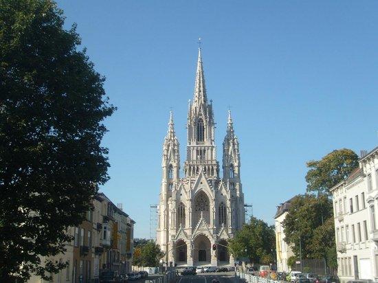 Church of Our Lady of Laeken: Notre Dame Church of Laken