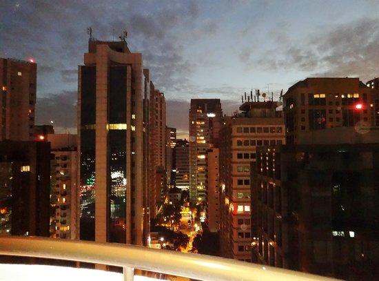 The Capital Managed by AccorHotels : Vista desde el Balcón