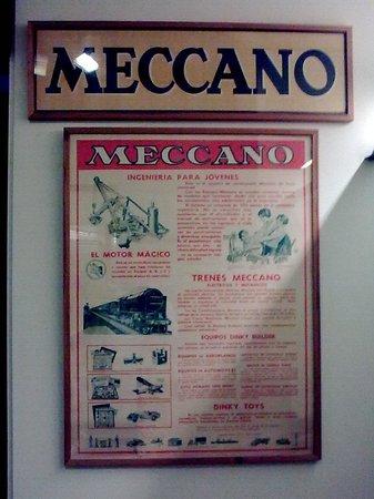 Museu del Joguet de Catalunya: Meccano set