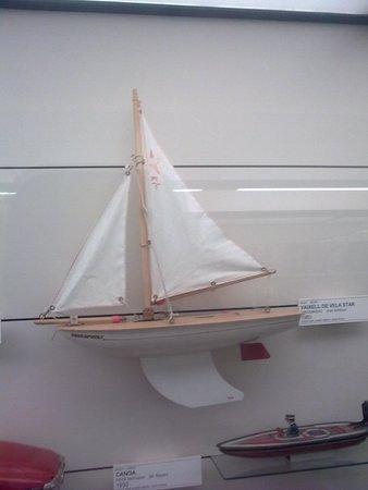 Museu del Joguet de Catalunya: Model boats