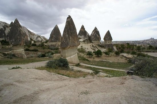 Cappadocia Hitchhiker: More unique landscape