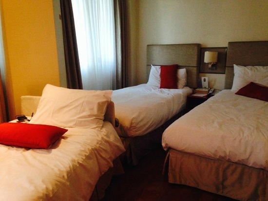 Prince Hotel Seoul: Triple Room