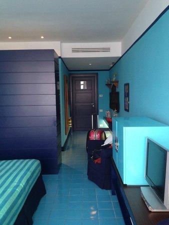Maison La Minervetta: Our room