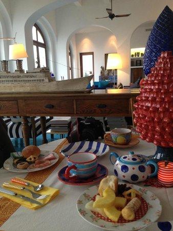 Maison La Minervetta: Dining area