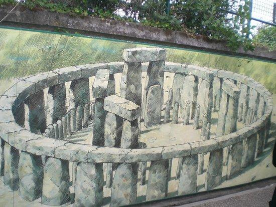 Picture of Original Stonehenge