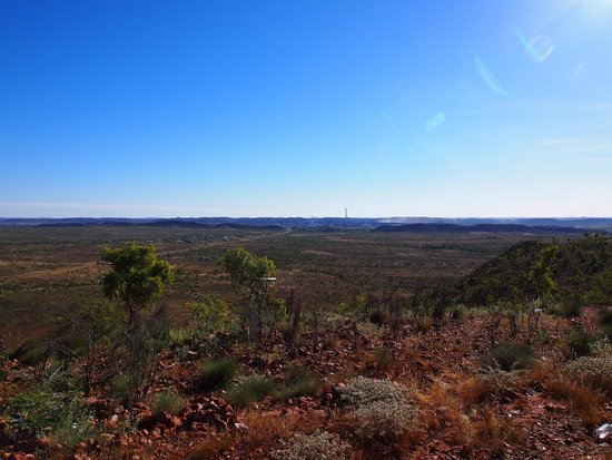 Looking towards to Mount Isa #1