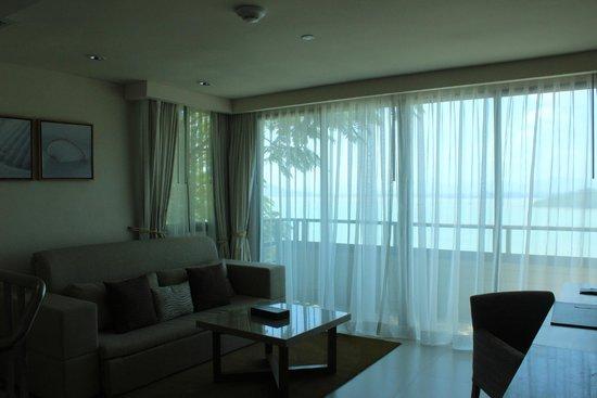 The Westin Siray Bay Resort & Spa Phuket : Elevation suite living area