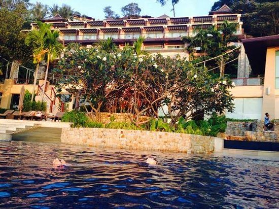The Westin Siray Bay Resort & Spa Phuket: our Room view from the pool