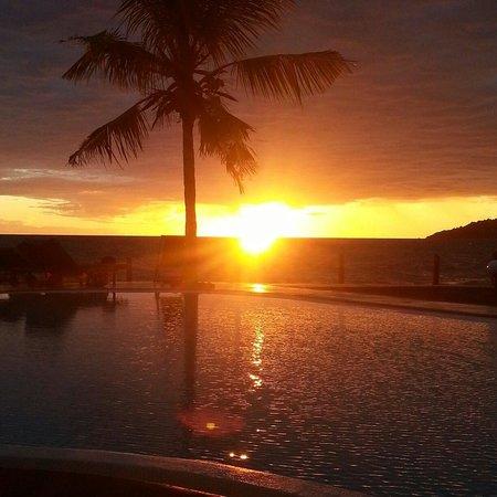 Hotel Arc en Ciel : Magia al tramonto