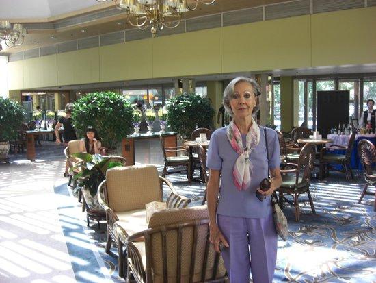 Beijing Jianguo Hotel: Lobby-HALL
