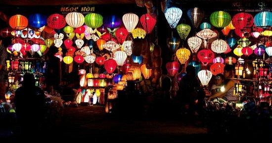 Coconut Tours: Lanterns