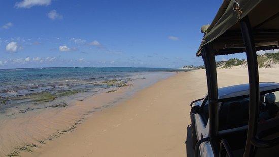 Pestana Bazaruto Lodge : Snorkelling Beach