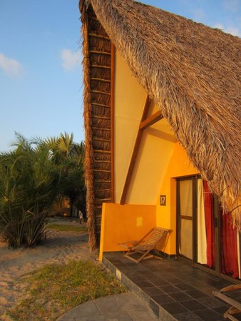 Pestana Bazaruto Lodge: Beach side bungalow