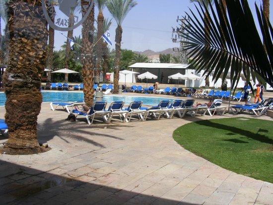 Caesar Premier Eilat : very nice pool