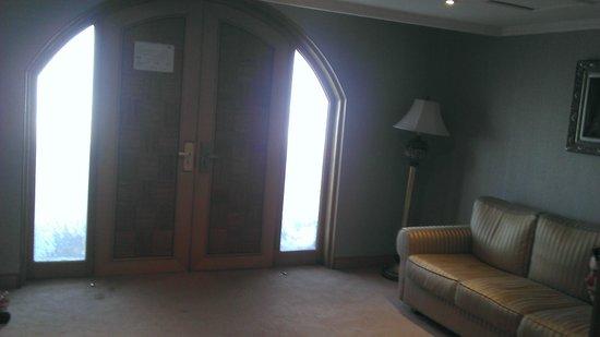 New Gloria Hotel : Гостиная
