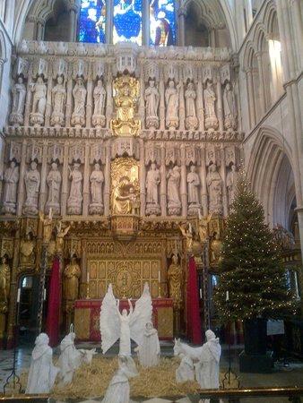 Southwark Cathedral : altar