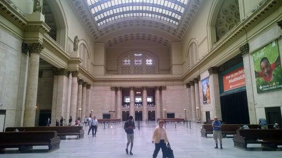 Union Station Chicago - Interior