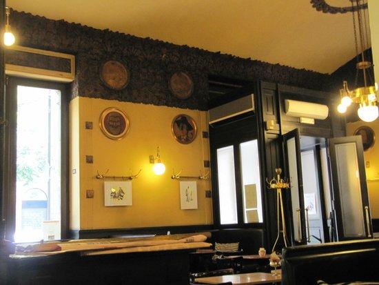 Caffè San Marco : Trieste - Café San Marco - Intérieur