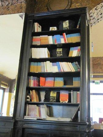 Caffè San Marco : Trieste - Café San Marco - Livres, livres, . . .